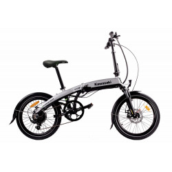 KAWASAKI Folding-Bike folding