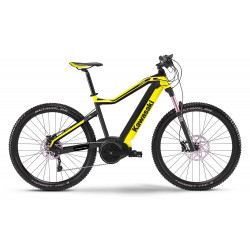 KAWASAKI Hardtail Mountain Bike 27.5+ yellow