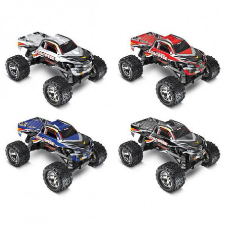 STAMPEDE - 4x2 - 1/10 BRUSHED TQ 2.4GHZ - iD (TRX36054-1)