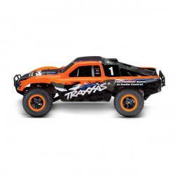 SLASH - 4x2 ORANGE EDITION - 1/10 BRUSHED TQ 2.4GHZ - iD (TRX58034-1-ORNG)
