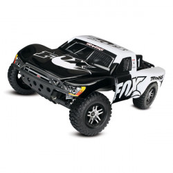 SLASH VXL - 4x2 - 1/10 BRUSHLESS - WIRELESS - iD - TSM - SANS AQ/CHG (TRX58076-4)