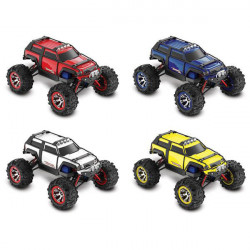 SUMMIT - 4x4 - 1/16 VXL BRUSHLESS TQ 2.4GHZ - iD - TSM (TRX72076-3)