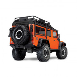 TRX-4 LAND ROVER DEFENDER ADVENTURE (TRX82056-4-ORNG)