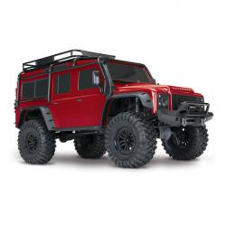 TRX-4 LAND ROVER DEFENDER ROUGE (TRX82056-4-RED)