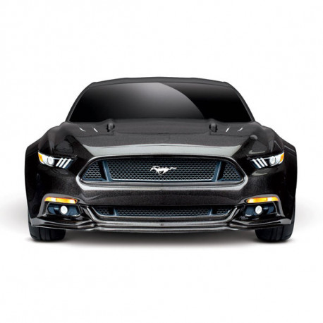 FORD MUSTANG GT BRUSHED AWD SUPERCAR - SANS ACCUS/CHARGEUR (TRX83044-4)