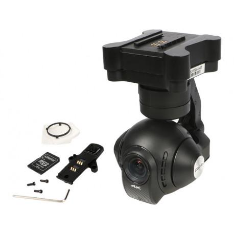CGO3 Nacelle camera 3 axes avec emetteur video 5.8 GHz pour EU, UK et AU (YUNCGO3PEU)