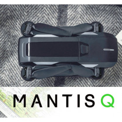 Yuneec Mantis Q Upper cover with GPS