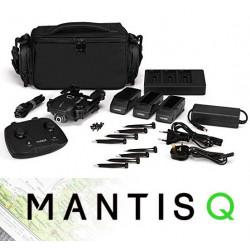 Yuneec Mantis Q bag and 3 batteries EU