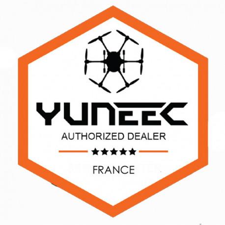 Yuneec E10T 320p Caméra thermique et RGB, 16° FOV/13.8mm
