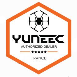Yuneec E10T 640p Caméra thermique et RGB, 34° FOV/6.5mm