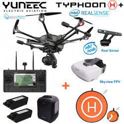 Typhoon H Plus RS RTF, ST16S, C23, 2x Battery, Backpack, EU