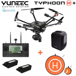Typhoon H Plus RTF, ST16S, C23, 2x Battery, EU