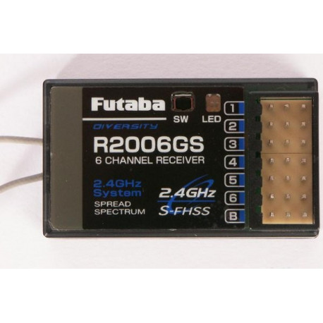 Futaba Receiver R2006GS 2.4Ghz