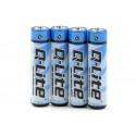 Piles Alcalines AAA Micro 1.5V (4pcs) (R05102)