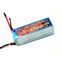 Gens ace 3700mAh 22.2V 60C 6S1P Lipo Battery Pack (B-60C-3700-6S1P)